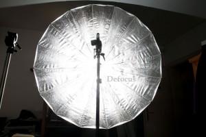 Photo: Martin Behrsing. Licht defokusiert