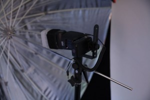 Photo: speedlight) - Das Lichtsetup